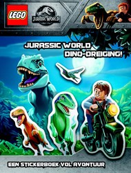 LEGO Jurassic World -Jurassic world dino dreidging
