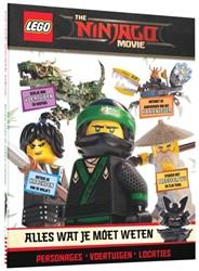 De LEGO Ninjago film - Alles wat je moet -personages voertuigen locaties March, Julia
