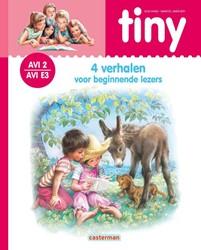 Tiny- 4 verhalen voor beginnende lezers Haag, Gijs