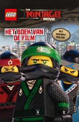 The Lego Ninjago movie -het boek van de film Winston, Hilary