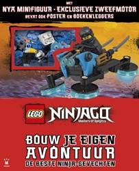 Bouw je eigen avontuur -De beste Ninja-gevechten