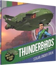 Thunderbirds staan onder druk ITV Studios