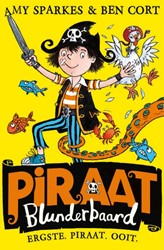 Slechtste Piraat Ooit -Slechtste Piraat Ooit Sparkes, Amy