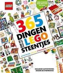 365 dingen om te doen met LEGO steentjes Hugo, Simon