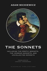 The Sonnets: Including The Erotic Sonnet Mickiewicz, Adam