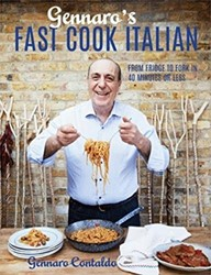Gennaro's Fast Cook Italian -from fridge to fork in 40 minu tes or less Contaldo, Gennaro
