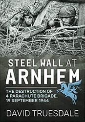 Steel Wall at Arnhem Truesdale, David