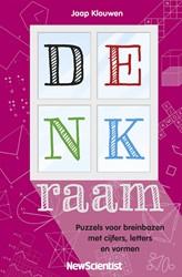 Denkraam -Puzzels voor breinbazen met ge tallen, letters en vormen Klouwen, Jaap