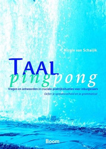 Taalpingpong -vragen en antwoorden in crucia le praktijksituaties Schaijik, N. van