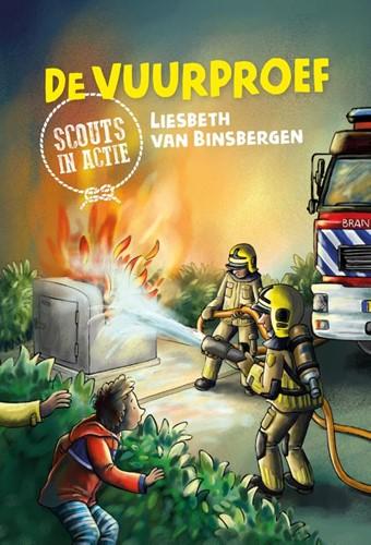 De vuurproef Binsbergen, Liesbeth van