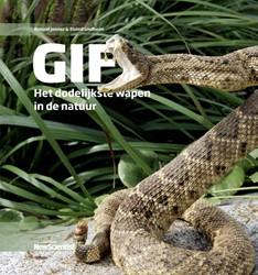 Gif -Het dodelijkste wapen in de na tuur Jenner, Ronald