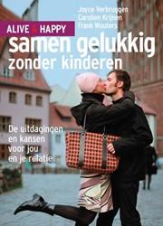 Samen gelukkig zonder kinderen -de uitdagingen en kansen voor jou en je relatie Krijnen, Carolien