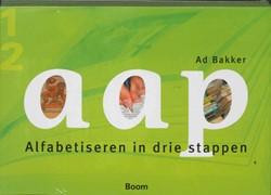 AAP -alfabetiseren in drie stappen Bakker, Ad