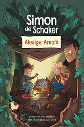 Akelige Arnold -Akelige Arnold Meijden, Joyce van der
