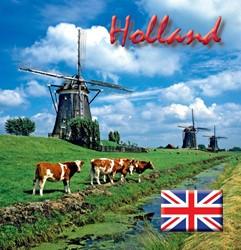 Holland 15x15 cm Engelse Editie Loo, Bert van