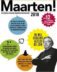 Maarten! Scheurkalender 2018 -de wereld volgens Maarten van Rossem (red.)