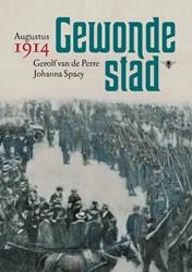 GEWONDE STAD -AUGUSTUS 1914 SPAEY, JOHANNA