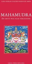 Mahamudra -de grote weg naar verlichting Sherab Gyaltsen Rinpoche Amipa, Lama