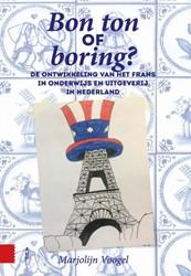 Bon ton of boring? -de ontwikkeling van het Frans in onderwijs en uitgeverij in Voogel, Marjolijn
