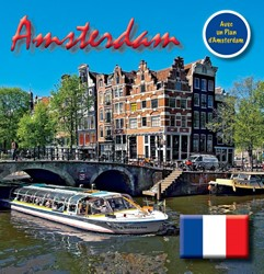 Amsterdam 15x15 cm Franse Editie incl. S -texte Francais Loo, Bert van