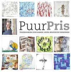 Puur Pris -tekendagboek over kanker, leve n, beleven en verwerken Hurks, Prisca