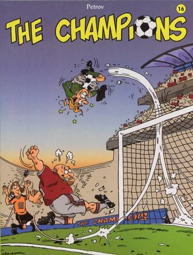 The Champions Petrov, ...