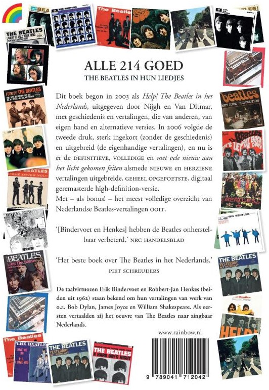 Alle 214 goed -The Beatles in hun liedjes: ac htergronden ...