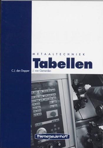 Tabellen metaaltechniek Dopper, C.J. den