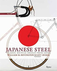 Japanese Steel -Classic Bicycle Design from Ja pan Bevington, William