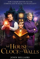HOUSE WITH A CLOCK IN ITS WALLS (FTI) -Lewis Barnavelt 1 JOHN BELLAIRS