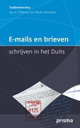 E-mails en brieven schrijven in het Duit Timmers, C.