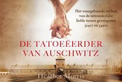 De tatoeeerder van Auschwitz DL Morris, Heather