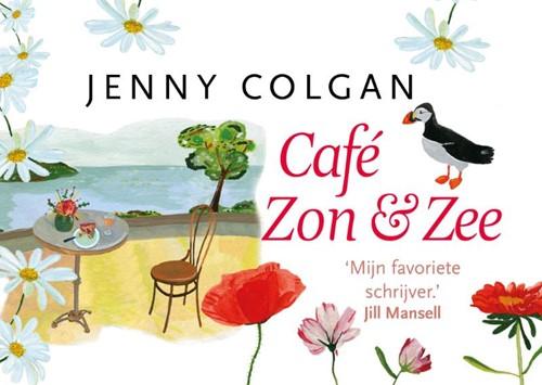Cafe Zon & Zee DL Colgan, Jenny