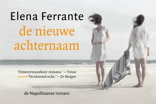De nieuwe achternaam Ferrante, Elena