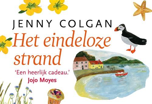 Het eindeloze strand Colgan, Jenny