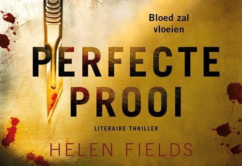 Perfecte prooi Fields, Helen