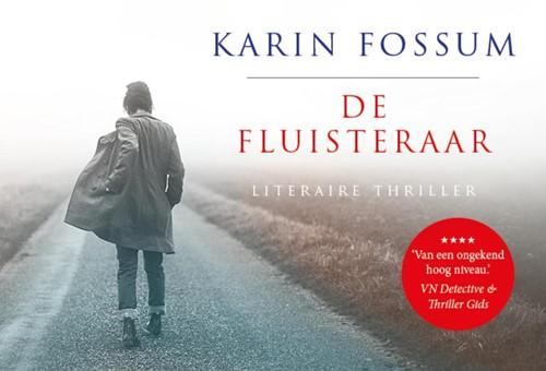 De fluisteraar DL Fossum, Karin