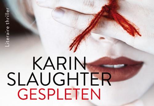 Gespleten Slaughter, Karin