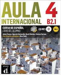 Aula Internacional 4 Nueva edicion Libro