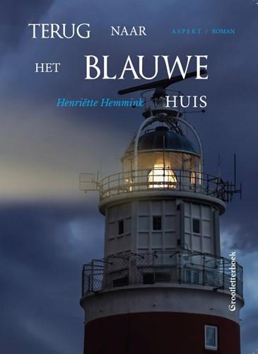 Terug naar het blauwe huis GLB Hemmink, Henriette