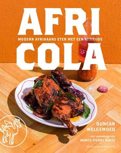 Africola -Modern Afrikaans eten met een attitude Welgemoed, Duncan
