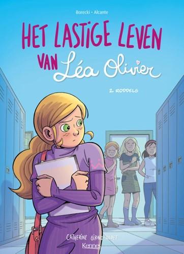 Het lastige leven van Lea Olivier Strip -Roddels Alcante