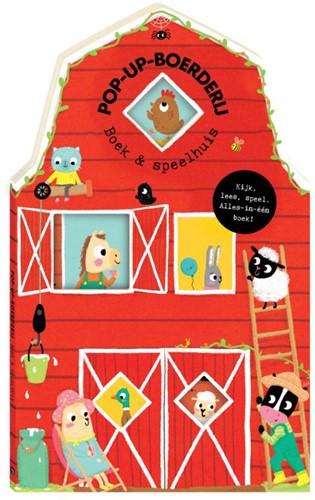 Pop-up-boerderij Studio ImageBooks, S.
