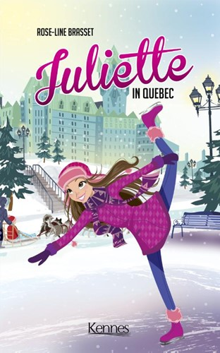Juliette in Quebec Brasset, Rose-Line