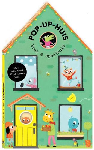 Pop-up-huis Studio ImageBooks, S.