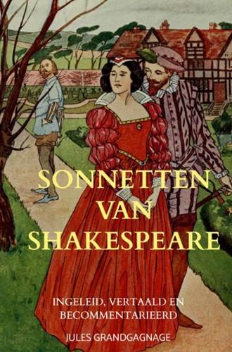 Sonnetten van Shakespeare -ingeleid, vertaald en becommen tarieerd Grandgagnage, Jules