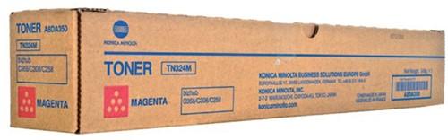 TONERCARTRIDGE KONICA MINOLTA A8DA350 -TONER OVERIGE MERKEN 120038440133 26K ROOD
