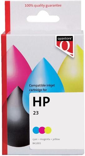 INKCARTRIDGE QUANTORE HP 23 C1823D -QUANTORE INKJET K20108PR KLEUR