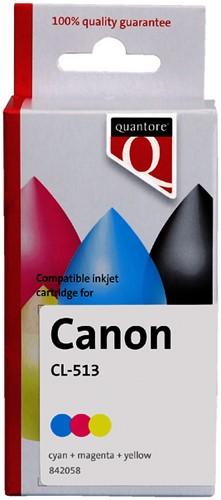 INKCARTRIDGE QUANTORE CAN CL-513 KLEUR -QUANTORE INKJET K20288PR