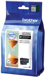INKCARTRIDGE BROTHER LC-3235XL ZWART -BROTHER INKJET LC3235XLBK
